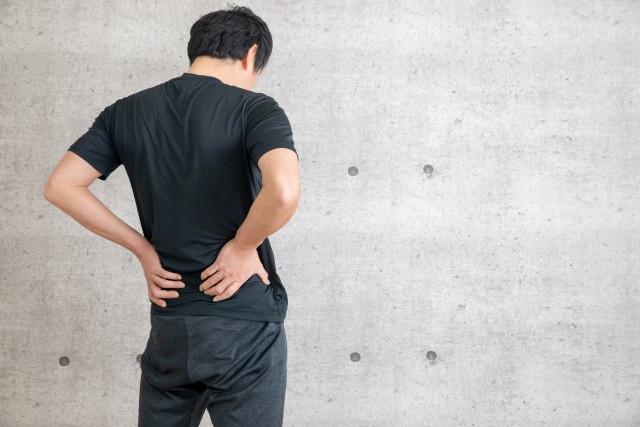 慢性腰痛 原因