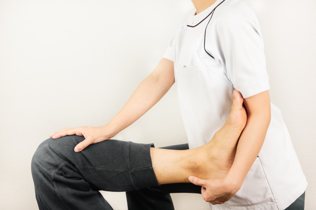 膝関節障害 施術
